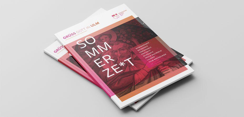 Titelseite Magazin Katholische Kirche